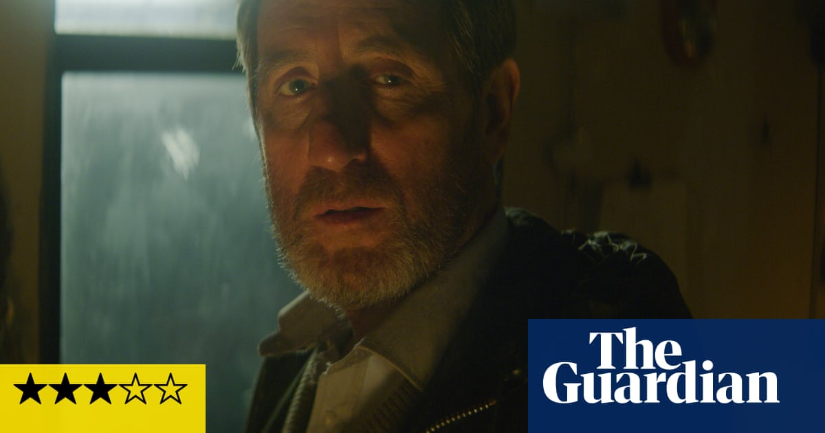 The Toll review – toll booth man with no name fights back in jokey Welsh western