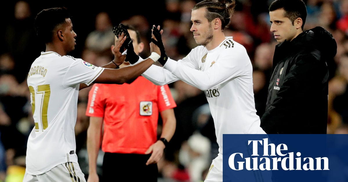 Gareth Bale Cameo Wins Back Some Hearts As Real Madrid Come Out On