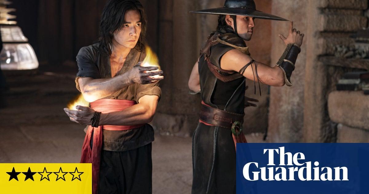 Mortal Kombat review – schlock video game adaptation packs a small punch