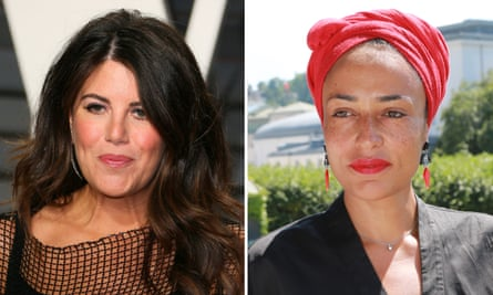 Monica Lewinsky and Zadie Smith will appear at the Broadside festival in Melbourne in November alonside more than 30 high-profile local and international guests.