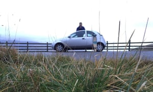 Laurence's 13-year-old Ford KA, aka: The Silver Bullet
