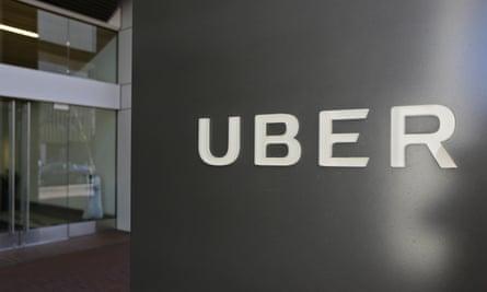 Uber HQ in San Francisco