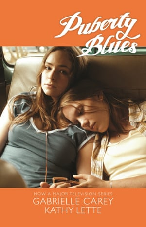 Puberty Blues book cover
