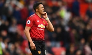 Alexis Sánchez is enduring a prolonged, if highly lucrative purgatory at Manchester United.