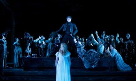 Opera Australia's production of Don Giovanni in 2014