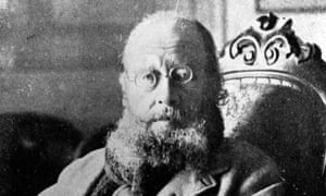 Edward Lear (1812-88), author of A Book of Nonsense