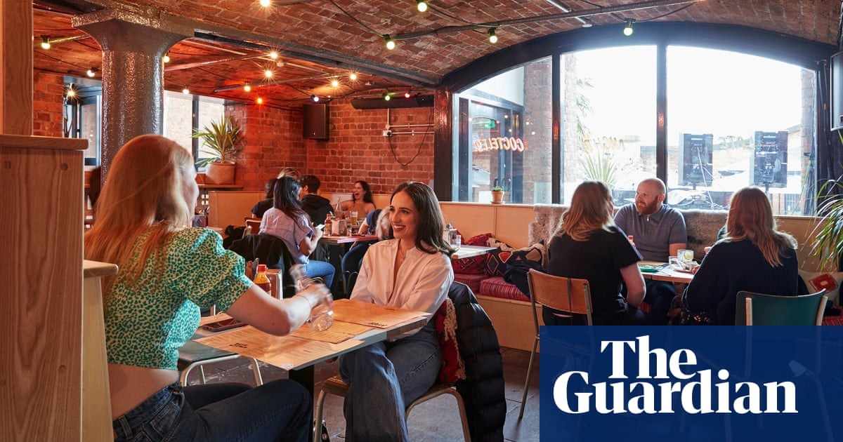 Madre, Liverpool: 'It made me feel at home' – restaurant review
