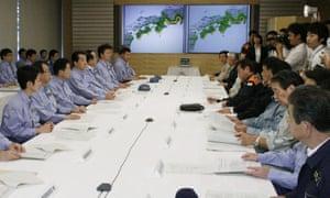 1923年に関東大震災が起きた9月1日は毎年「防災の日」と定められ、閣僚が東京で会合を開く
