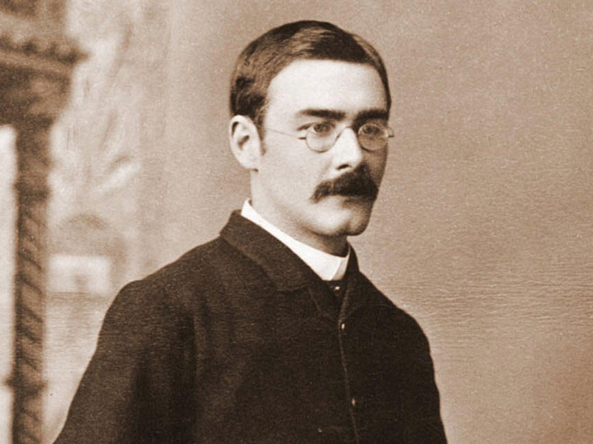 Unseen tales reveal the young Rudyard Kipling honing his skills   Rudyard  Kipling   The Guardian