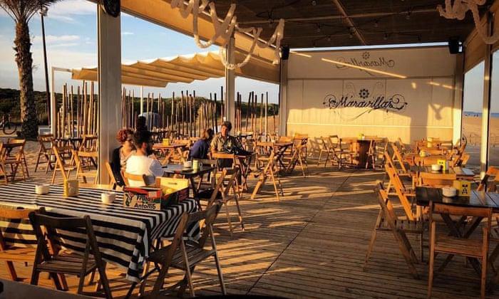 Awe Inspiring 10 Of The Best Beach Bars In Spain Travel The Guardian Short Links Chair Design For Home Short Linksinfo