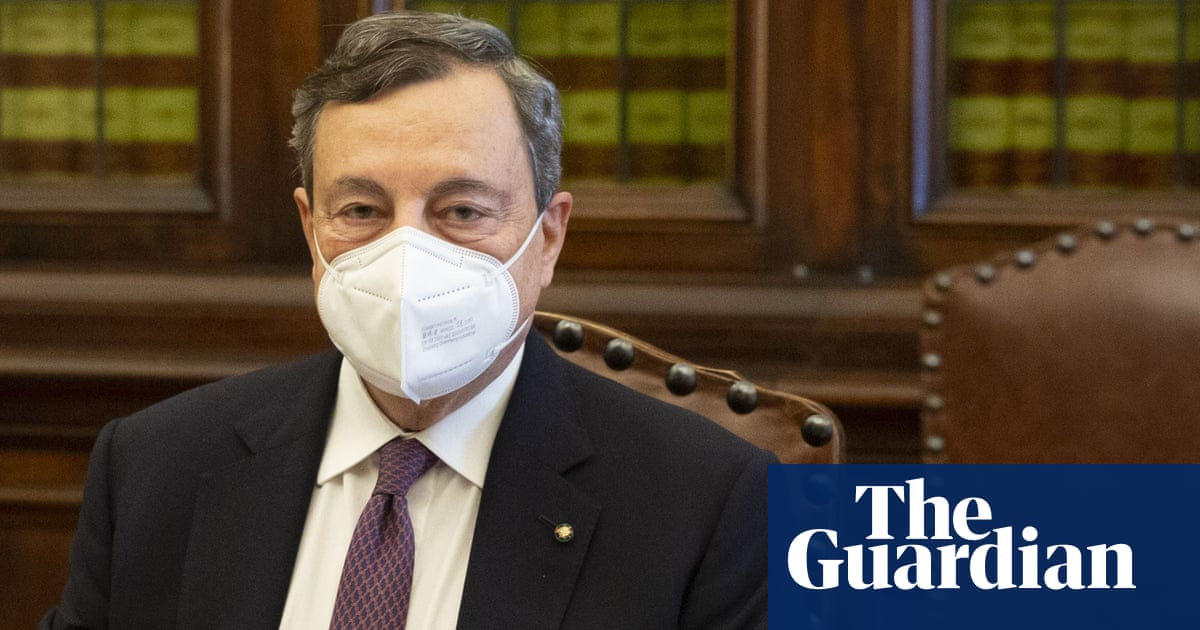 Mario Draghi secures support from key parties to form new Italian government