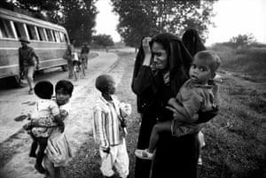 Near Saidpur, East Pakistan Amongst Bengali refugees