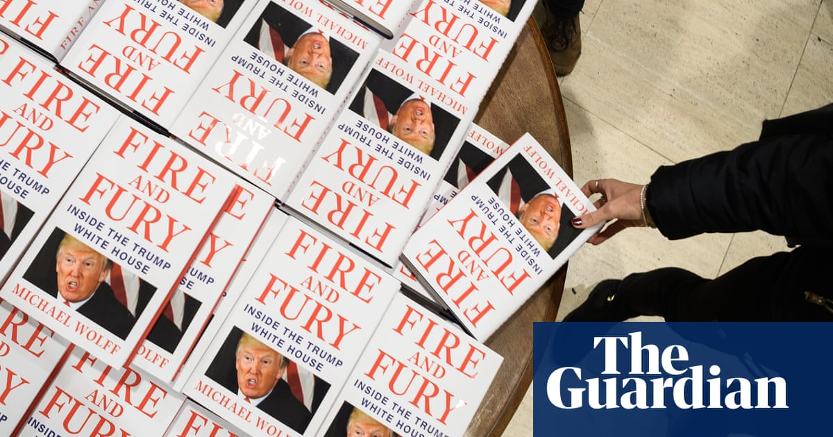'Scary new world': political book sales explode as UK readers seek answers