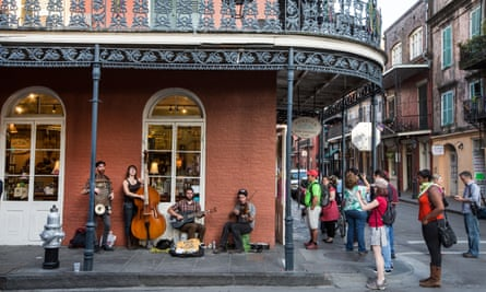 New Orleans has an exciting street music scene, but lacks policies to guide venue-based performance.
