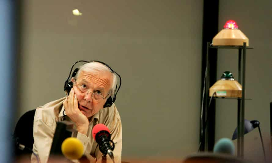 John Humphrys on the Today programme.