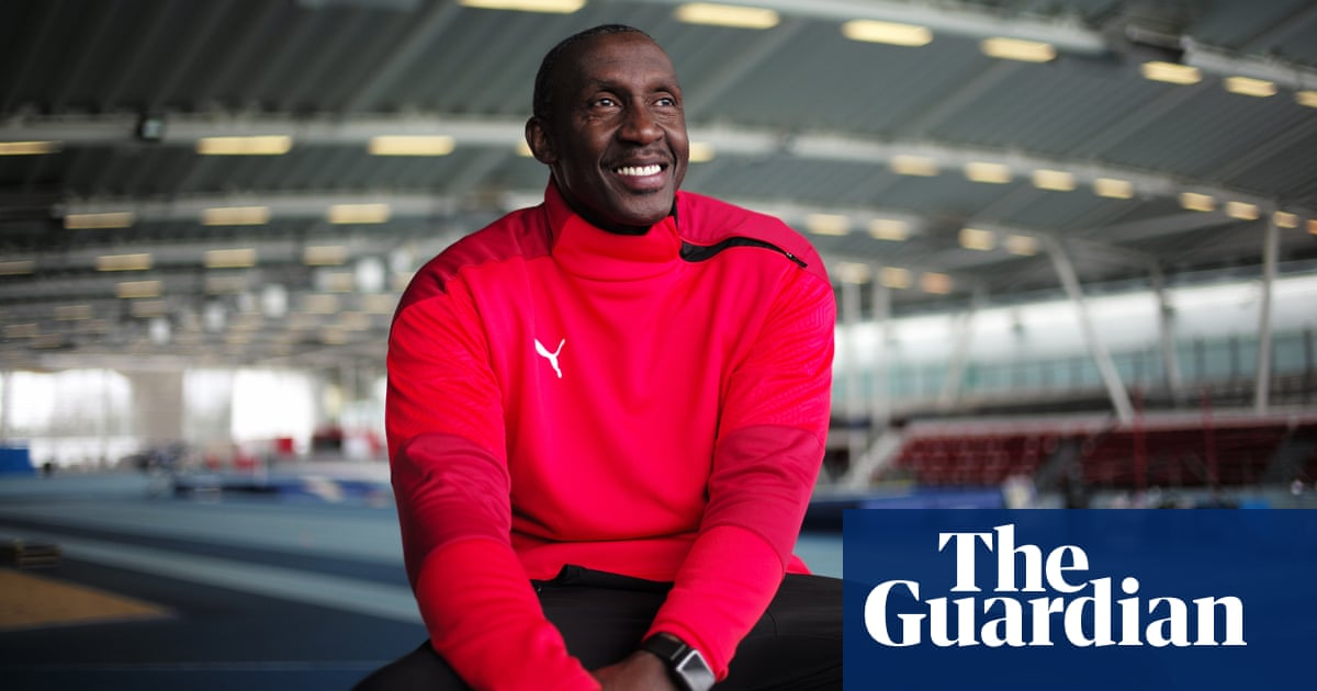 Linford Christie: Britain's fastest ever sprinter on race, patriotism and persistence