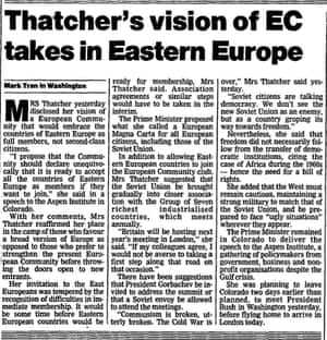 The Guardian, 6 August 1990.
