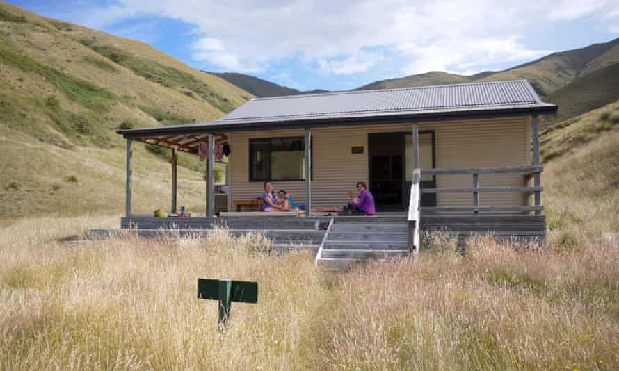 Roses Hut, New Zealand