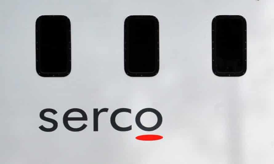 Serco van