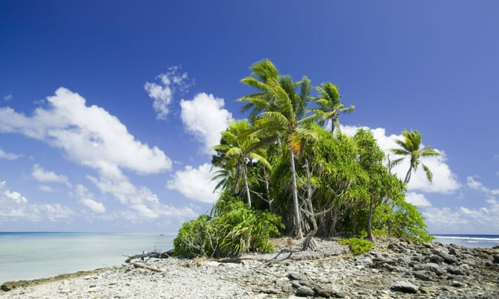 Pacific nations under climate threat urge Australia to