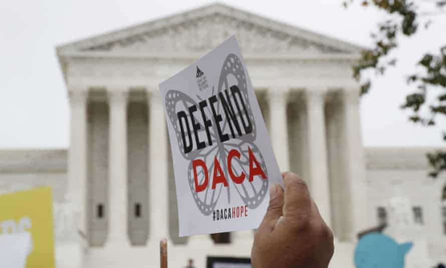 As the supreme court considers whether to deport Dreamers, healthcare workers under Daca protection hang in the balance.