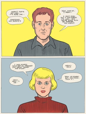 'Clowes does realism impeccably...'