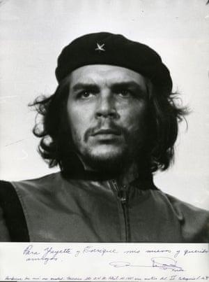 Guerillero Heroico, Cuba, 1960