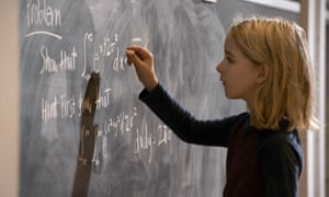Magic numbers: Mckenna Grace in Gifted
