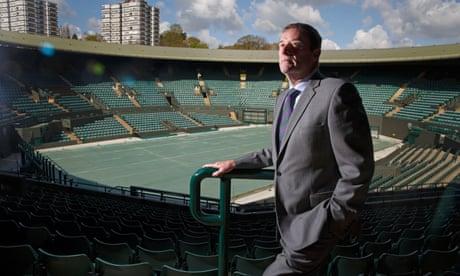 Wimbledon chair criticises