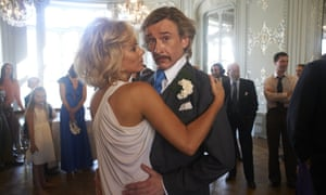 Anna Friel and Steve Coogan in The Look Of Love.