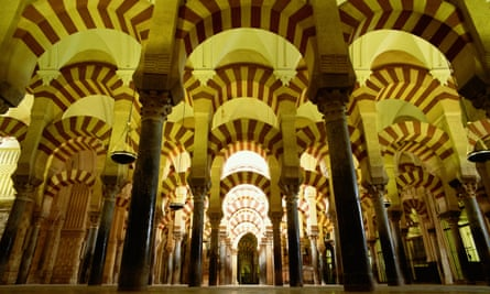 Córdoba's mosque-cathedral.