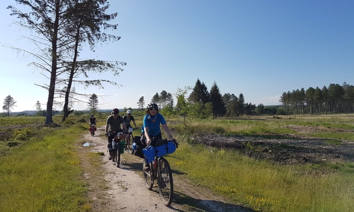 Mud, sweat and tears on the Dorset Gravel Dash | Laura Laker