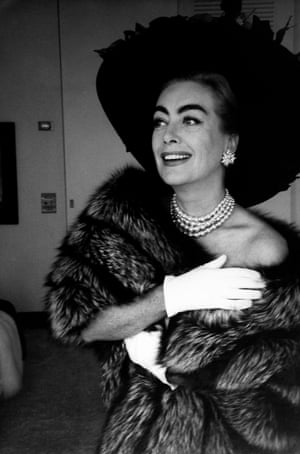 American actress Joan Crawford, Los Angeles, 1959