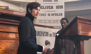Tom Hughes as Prince Albert in Victoria.