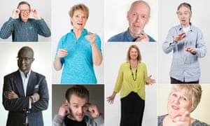 Top row l-r Peter Cox-Smith, Hilary Sutcliffe, Michael Cosgrove, Rupert Harwood, bottom row l-r Daniel Waweru, Stuart Ellis, Caroline Gatti and Sue Smith