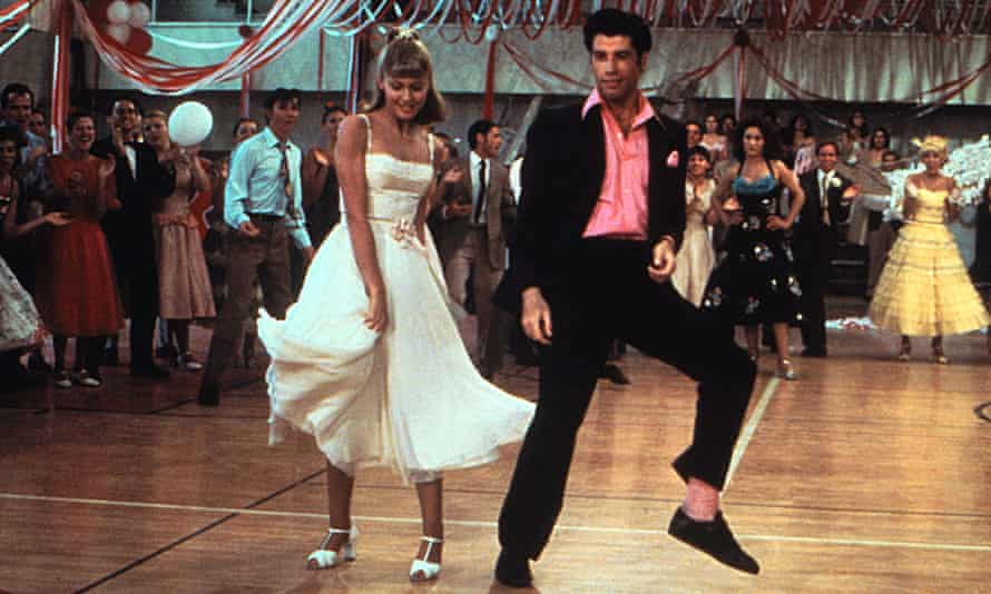 To mark its 40th anniversary, Grease is being rereleased on the big screen
