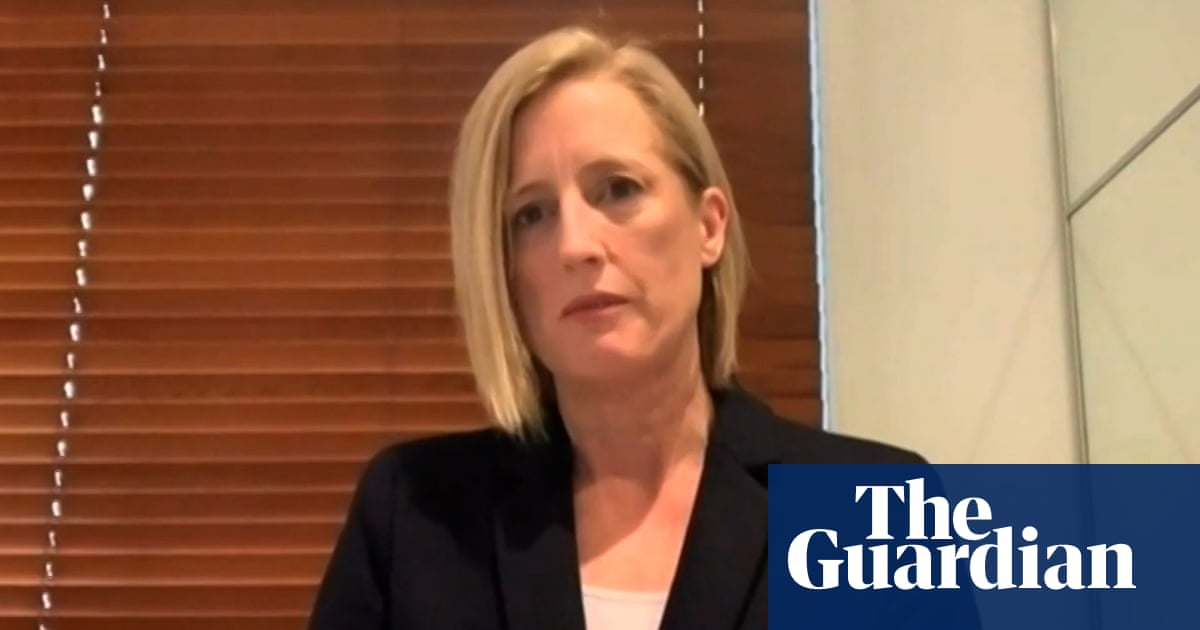 Senator Katy Gallagher's daughter contracts Covid-19 at Canberra school – video