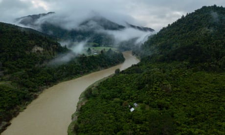 New Zealand's Whanganui River – in pictures