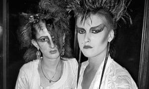 'Like a naughty, massively inspiring Petri dish' … Wag Club regulars in 1983.