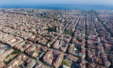 barcelona s car free superblocks could save hundreds of lives cities the guardian car free superblocks could