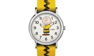 Timex x Peanuts watch