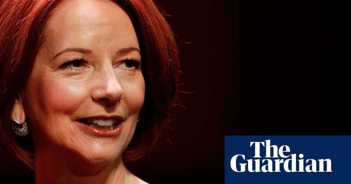 Julia Gillard: 'The world is talking about girls' education
