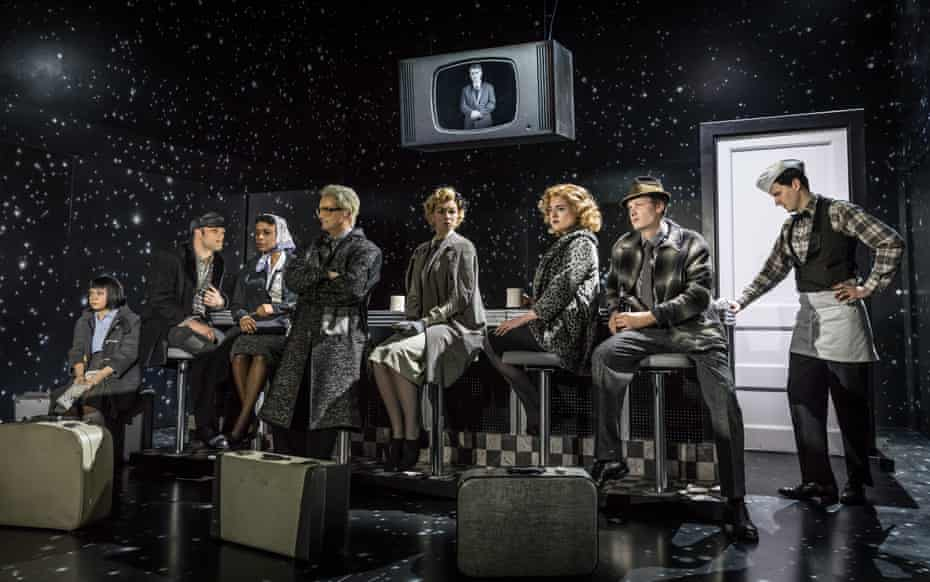 Stranded … The Twilight Zone at the Almeida.