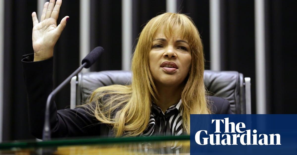 Brazilian singer turned congresswoman held over husband's murder