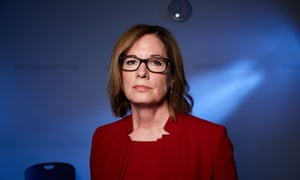 Elizabeth Denham at the Information Commissioner's Office HQ in in Wilmslow, Cheshire