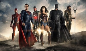 One-liners … Justice League.
