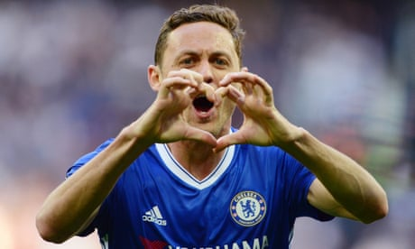 Manchester United set to sign Nemanja Matic from Chelsea for around £40m