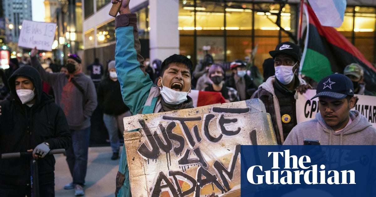 Chicago braced for more protests after video of Adam Toledo shooting