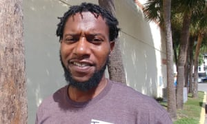 Travis Hailes, 39, said a feeling of being ignored would drive blacks back to the polls this year.