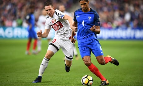 France, Portugal and Holland in World Cup 2018 qualifying action – live!